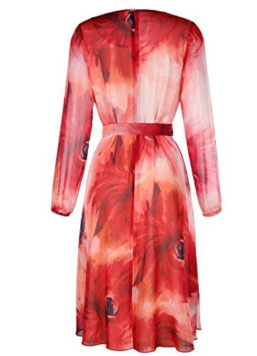 Kleid Marken 46 Av Multicolor 48 GR 0917333039 Wickel GR wSqAf