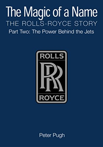 The Magic of a Name: The Rolls-Royce Story, Part Two: The Power Behind the Jets (Pt. - Eye Parts Names Of Of The