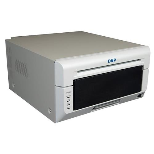 DNP DS820A 8'' Professional Dye-Sublimation Printer for 8x10'' and 8x12'' Photos