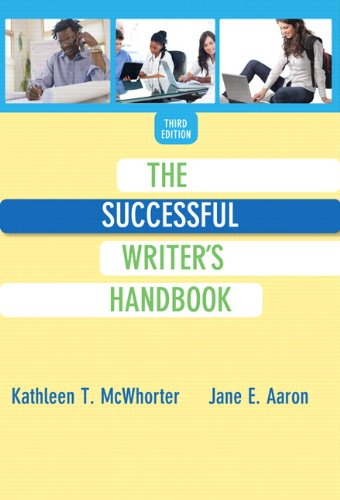 The Successful Writer's Handbook (3rd Edition)