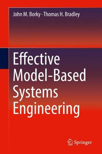 Effective Model-Based Systems Engineering (Computer Based Systems)