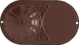Hunter 26341 36-Inch Original Extension Downrod, Chestnut Brown