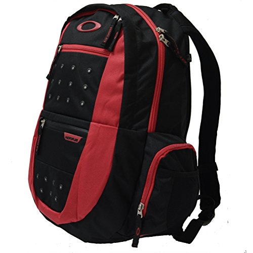 Oakley Arsenal Pack Black/Red - Oakleys Black Red And