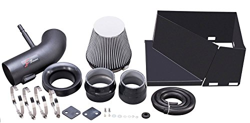 AF Dynamic Black Air Filter Intake Kit 2014-2018 for Dodge Ram 2500 3500 Pickup HEMI 6.4L 6.4 V8