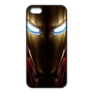 iPhone 5,5S Phone Case Iron Man Case Cover PP8P312785