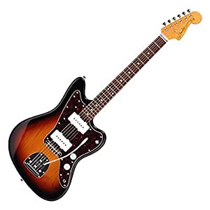 Amazon.com: Fender Japan JM66 3TS Japanese Jazz Master ...