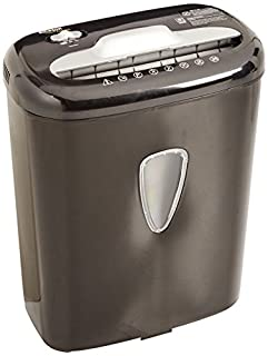 AmazonBasics 6-Sheet High-Security Micro-Cut Paper and Credit Card Home Office Shredder (B00Q3KFX8U) | Amazon price tracker / tracking, Amazon price history charts, Amazon price watches, Amazon price drop alerts