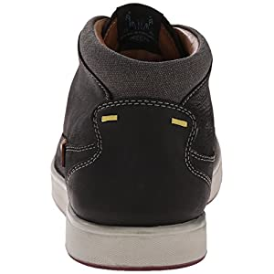 KEEN Men's Glenhaven Mid Shoe, Black, 7 M US