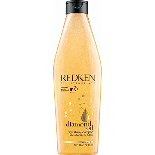 Redken Diamond Oil Hi Shine Shampoo, 10.1 Ounce