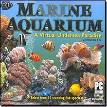 Marine Aquarium 1.5: Virtual Undersea Paradise