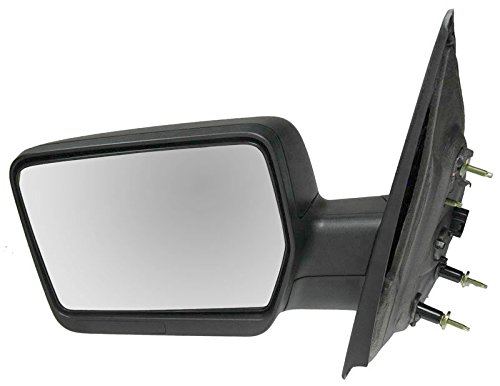 Power Door Mirror LH Left Driver Side for 04-08 Ford Pickup Truck F150 F-150 ()