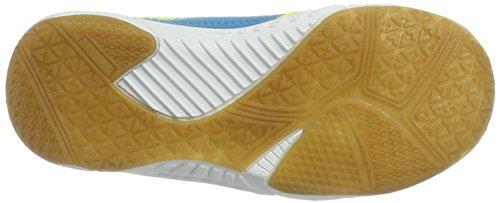 Lico Sport Vs - Zapatillas Unisex Niños Amarillo (Lemon/blau/weiss)