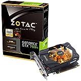 ZOTAC GeForce GTX 750 Ti 2GB CH グラフィックスボード VD5849 ZT-70605-10M