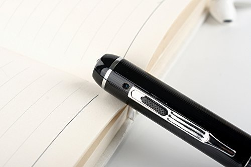 detailed look 2ee0a fb7c9 Bescar Multi-function Hidden Camera Spy Pen Camera -Full HD 1080P Video  Camera Pen