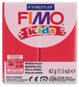 STAEDTLER Fimo Kids Oven-Bake Modeling Clay, 1.5 oz, Flesh