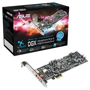 ASUS Xonar DGX Xonar DGX Sound Card (Xonar DGX)