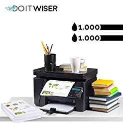 Do it wiser MLT-D111S MLTD111S Compatible Toner Cartridge Replacement for Samsung Xpress SL-M2026 SL-M2026W SL-M2070 SL-M2070W M2070FW M2020 M2020W M2022 M2022W M2078W M2070F (Black, 2-Pack)
