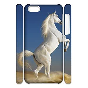 LIULAOSHI Horse Running Phone Case for iphone5c 3D [Pattern-4] by Maris's Diary
