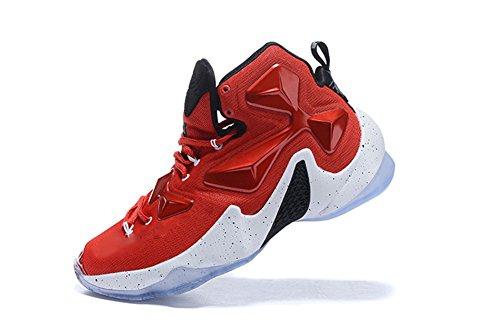 Lebron-XIII-Cavaliers-13-Team-Men-Basketball-Sneakers-New