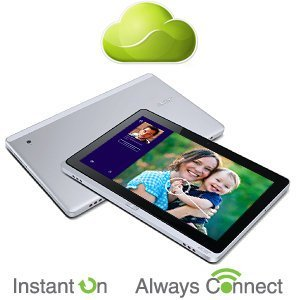 Acer Iconia W700 2 in 1 Ultra Portable Tablet+PC 3rd Generation Intel Core i3 1.8GHz 11.6