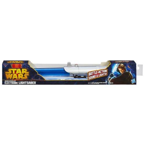 Star Wars Anakin Skywalker Electronic Lightsaber Toy by Star Wars (Image #1)