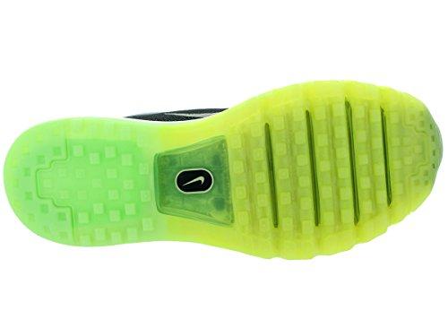 Air Max 2014 Scarpa da corsa Deep Photo Blue/Electric Green