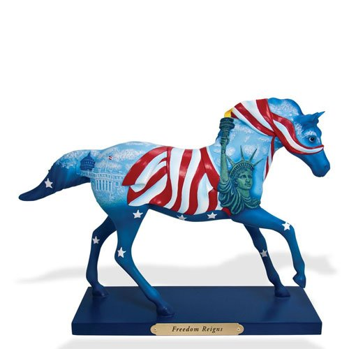 (Enesco The Trail of Painted Ponies Freedom Reigns Figurine)