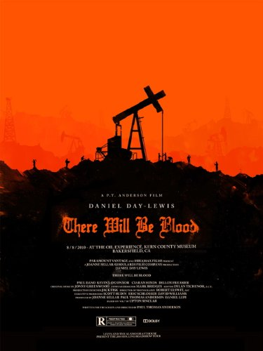 There Will Be Blood Movie Cool Art Artwork 24x18 Print Poster
