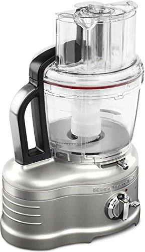 KitchenAid ProLine Sugar Pearl Silver 16 Cup Food Processor with ExactSlice System