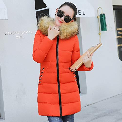 Y56 Abrigo Y56 Para Mujer Abrigo Abrigo Naranja Mujer Naranja Para Para Y56 fRpawR