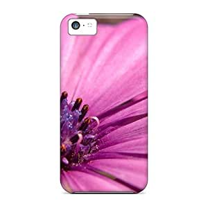 Fashionable Zdy50523jXmX Iphone 5c Cases Covers For Pink Flower Hd Wide Protective Cases