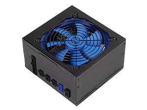 SilverStone Strider Plus ST50F-P 500W ATX 12V v2.3/EPS 12V 80 PLUS BRONZE Certified 100 % Modular Active PFC Power Supply (Black)