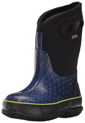 Bogs Scale multi Boot Snow Kids Dark 'classic Winter Blue a6qngwapx