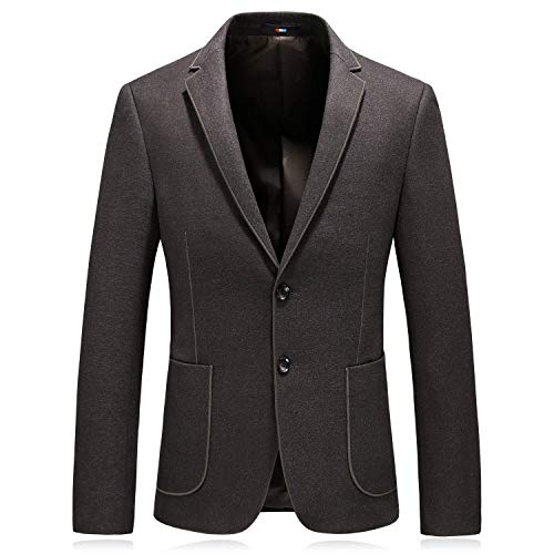 Wedding Blazer Suit Autunno 8126 Slim Fit Men Abbigliamento Da Smoking Classico Inverno Elegante Addensare Mens Sposa TqSq7Ptw