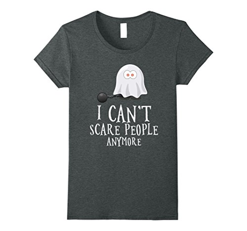 Womens Funny sarcastic Halloween tshirt. Grandma grandpa funny gift Small Dark Heather (Funny Original Halloween Costumes For Couples)