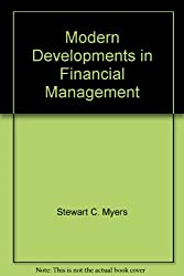Modern Developments in Financial Management