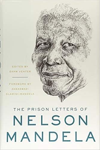 Image result for nelson mandela prison letters