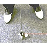 Laser Guided Golf Putting Analyser