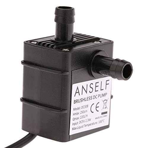 Ultra-quiet Brushless Submersible Water Pump - 3