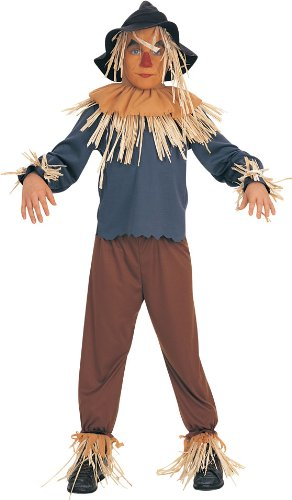 Wizard of Oz Child's Scarecrow Costume, Small]()