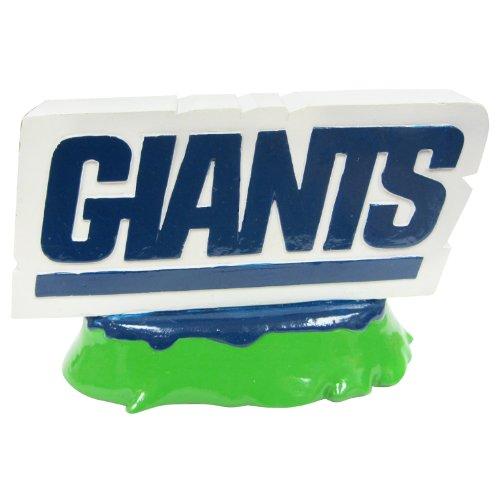 - Pets First NFL New York Giants Team Logo Aquarium Tank Ornament