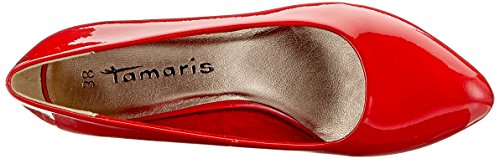 Tamaris Rot Damen 520 Pumps 21 Chili 22416 Patent gZTgqwIv