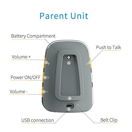 Audio Baby Monitor Timeflys Digital Baby Monitor Tcamry 2