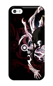 Best High-quality Durable Protection Case For Iphone 5/5s(blazblue) 4ZM1EV54MFG2LPI5 WANGJING JINDA