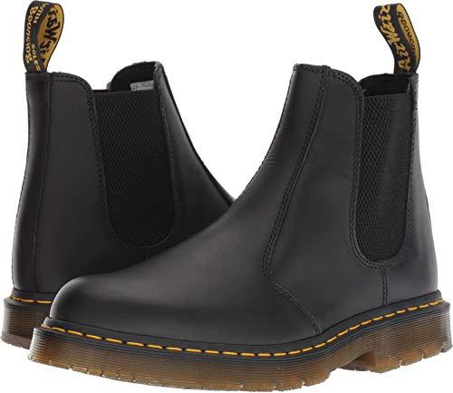 Dr. Martens Work Unisex 2976 Chelsea SR Boot Black 8 M UK Medium