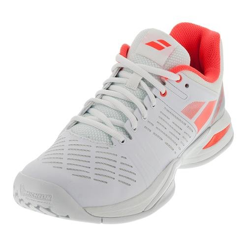 BABOLAT Shoes Weiß Tennis Ladies All Team Propulse Court zYf0Hrzq