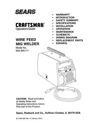 Craftsman Welder Wiring Diagram | Wiring Schematic Diagram on mig gun diagram, mig welder parts diagram, arc welder wiring diagram, mig welder electrical diagram, lincoln 225 welder wiring diagram,