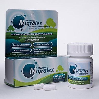 Dr Mauskop de Migralex 20 caplets