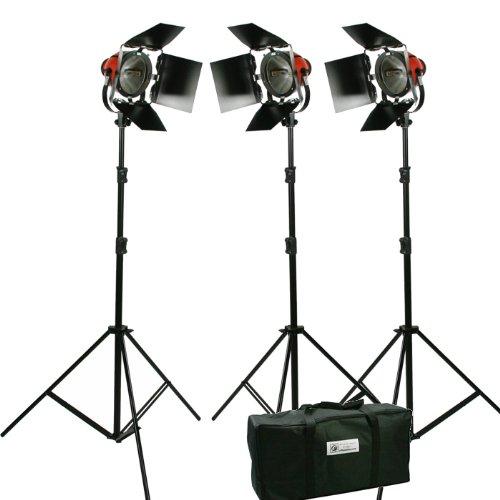 Focusable Spot and Flood Light 2400 watt lights Constant Con