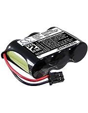 Cordless Phone Battery for Panasonic KX-TC165 KX-T4550 KX-TC170 KX-TC197 KX-T4342 3807 KX-T4370 KX-T3080R KX-T3850 KX-TC155 KX-T3725 KX-TC185 KX-TC150 KX-T37301 KX-A36A P-P301 Type 2 HHR-P301